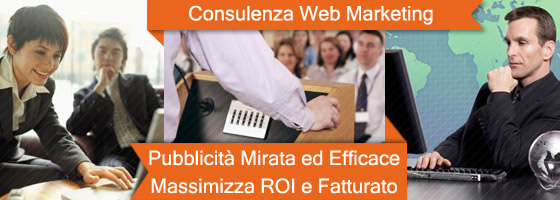Web Marketing Consulting