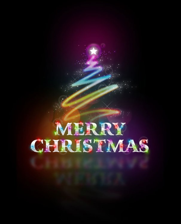 We Wish You a Merry Xmas !!