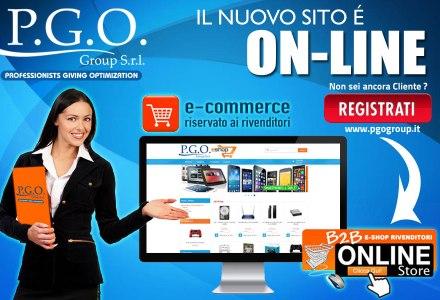 PGO Group e-commerce